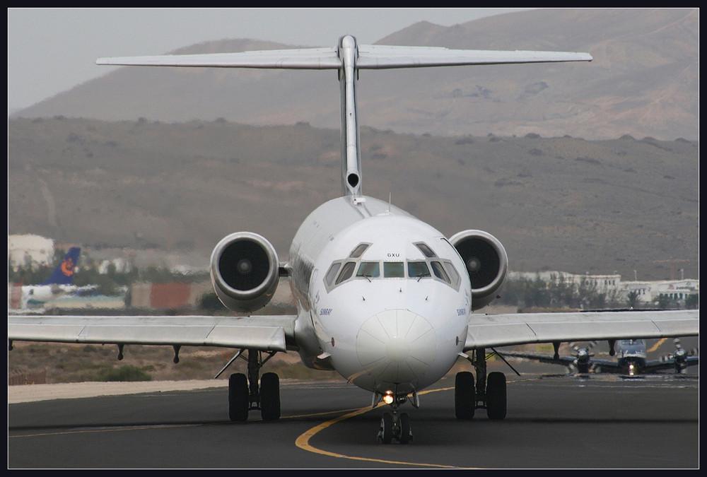 Ready ! - Airport Arrecife (Lanzarote) 4