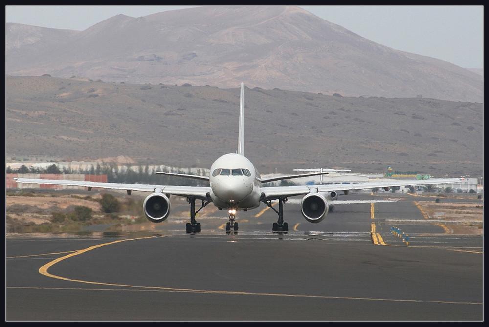 Ready ! - Airport Arrecife (Lanzarote) 5
