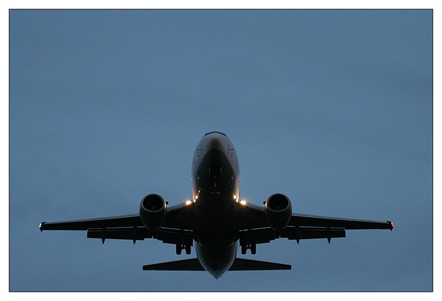 Ready For Landing