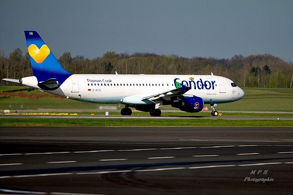 Ready for take off - und einen schönen Urlaub