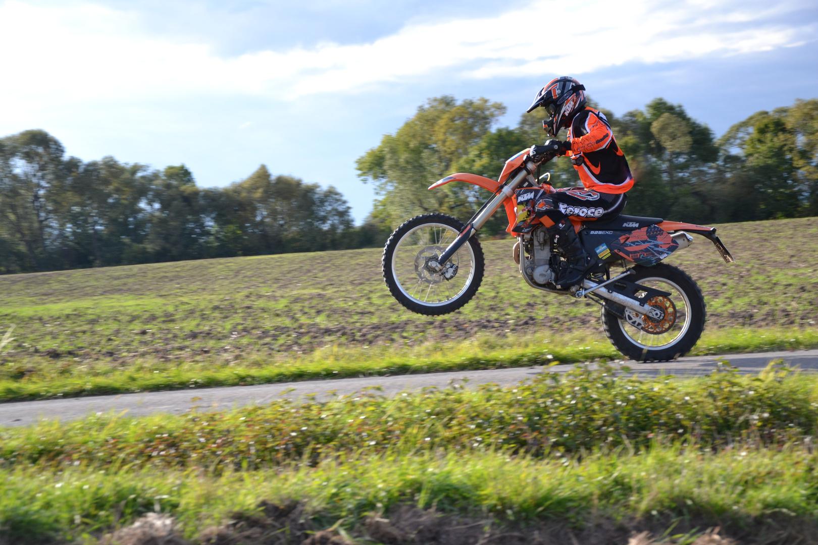 Ready to Race >>> KTM!