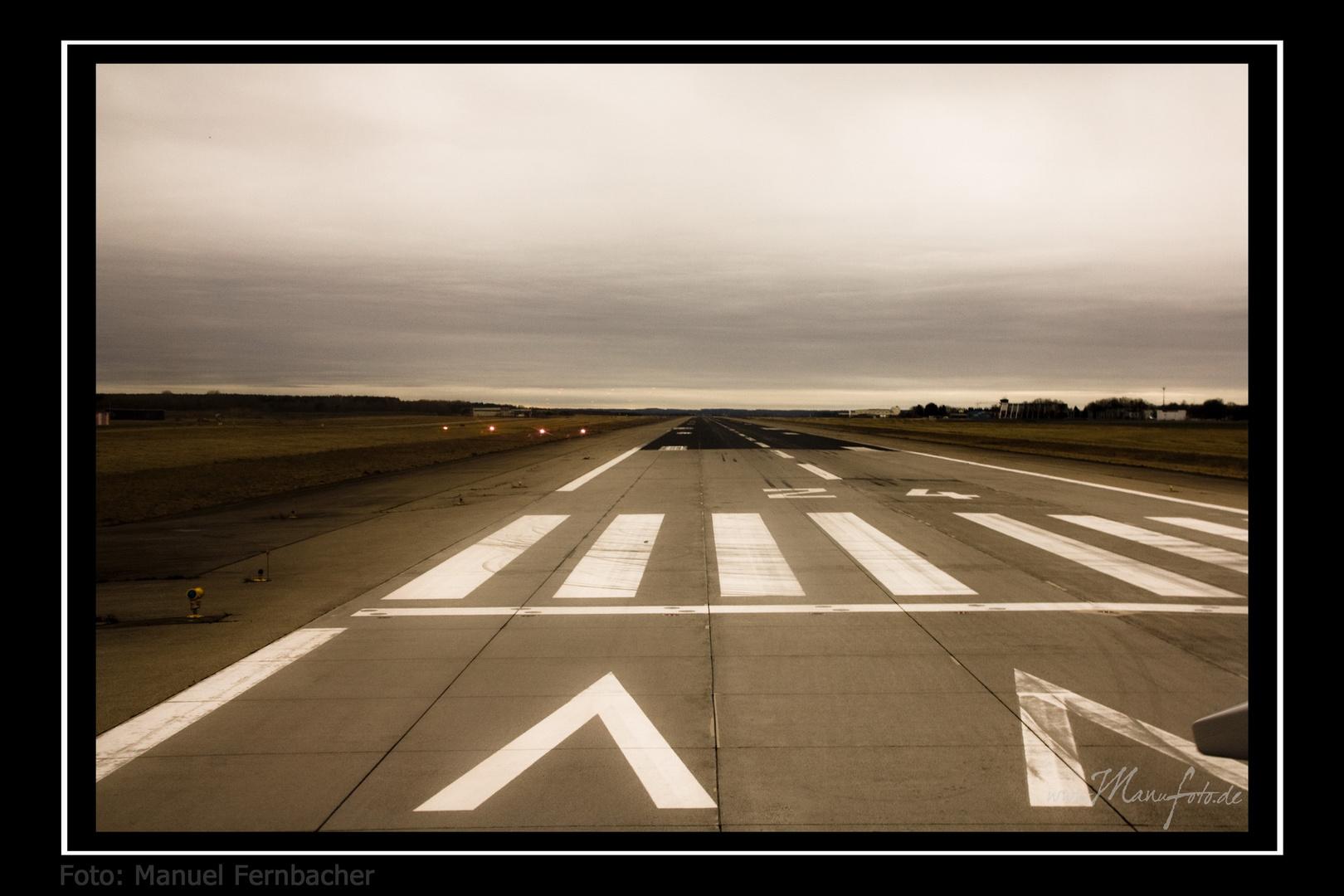 Ready to take off