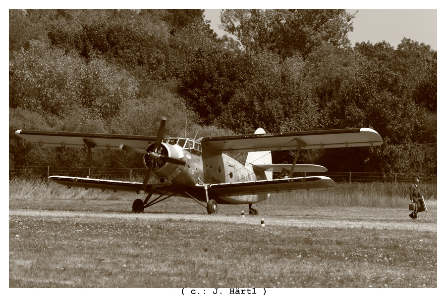 ready to take off.......
