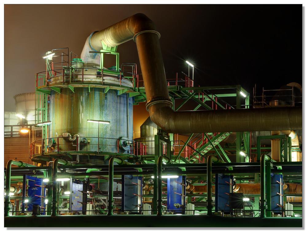 Reaktor unter Druck