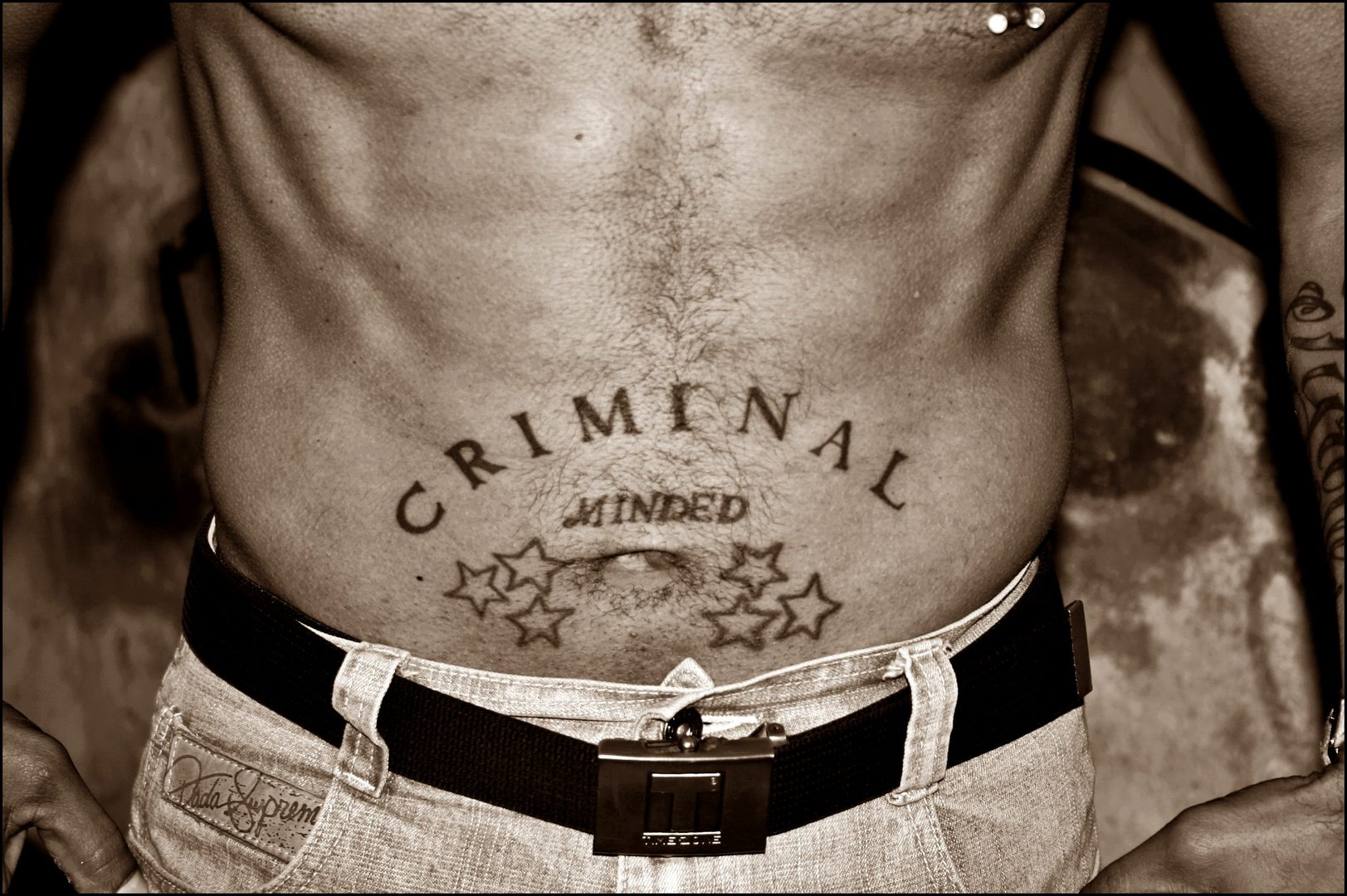 Real criminal
