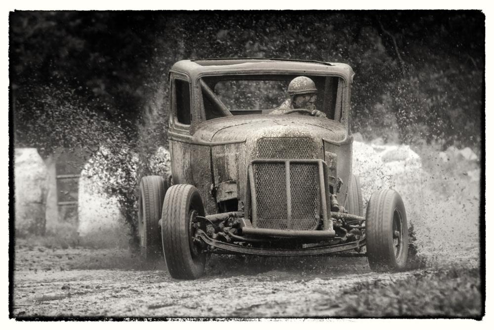 Real Dirt Racing!