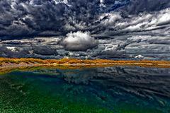 Realität wird überbewertet :: See & Wolken