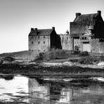 Realm of Shades --ZOOM-- Eilean Donan  X ©D5596_BWP5_3#1--Xquad