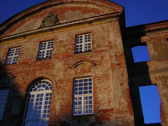Reanimated monastery