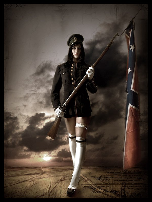 ~rebel soldier~