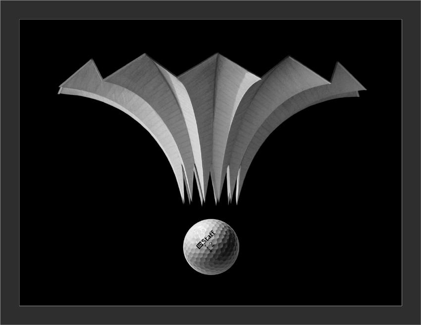 Rebirth of a Golf-Ball.