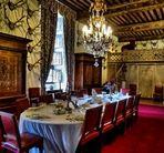 Réception au Château...