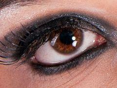 Recht Augen