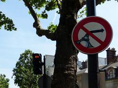 Rechts abbiegen verboten