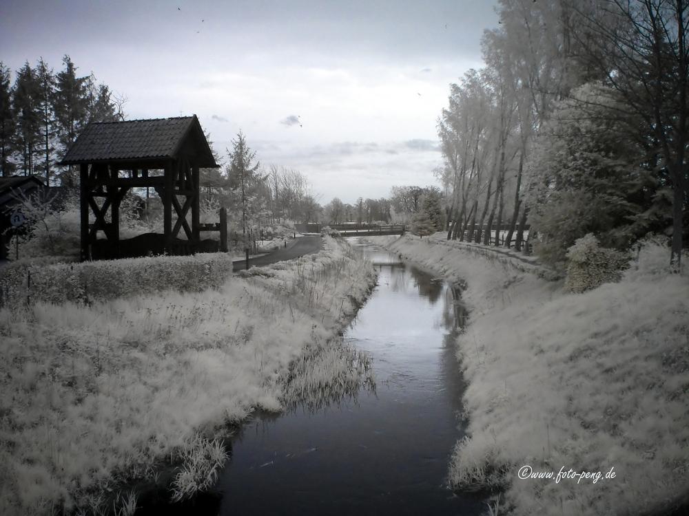 Recke - Aa Brücke