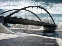 Recke Mittellandkanal - Brücke Hauptstraße