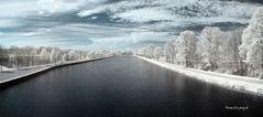 Recke Mittellandkanal - Brücke Im Brink/Stichlinge