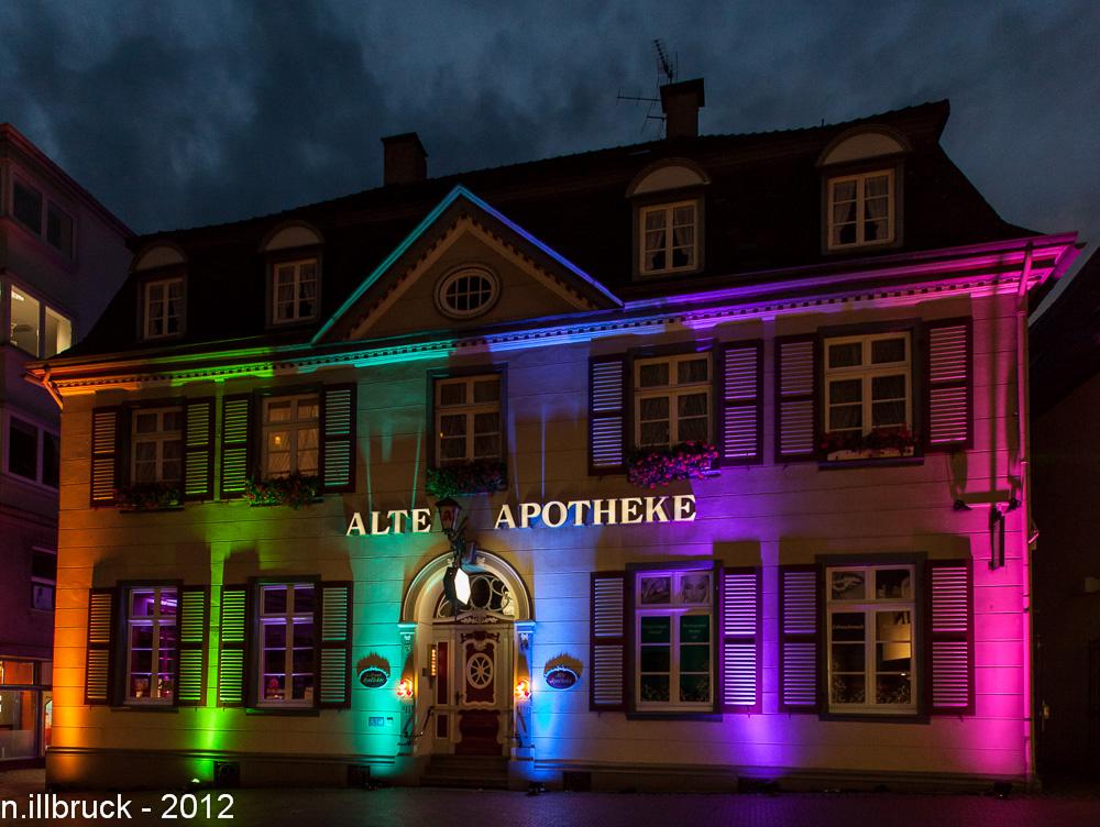 Recklinghausen Leuchtet 2012
