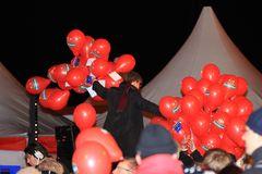 Red Balloons-Man