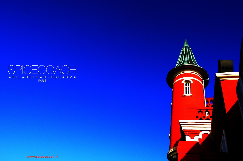 Red Bricks • Blue Sky • Chateau