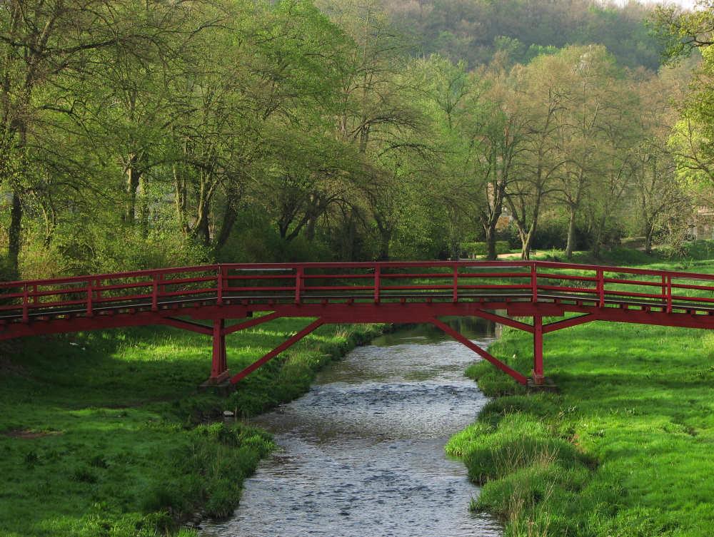 Red Bridge (Vulkanradweg 2)
