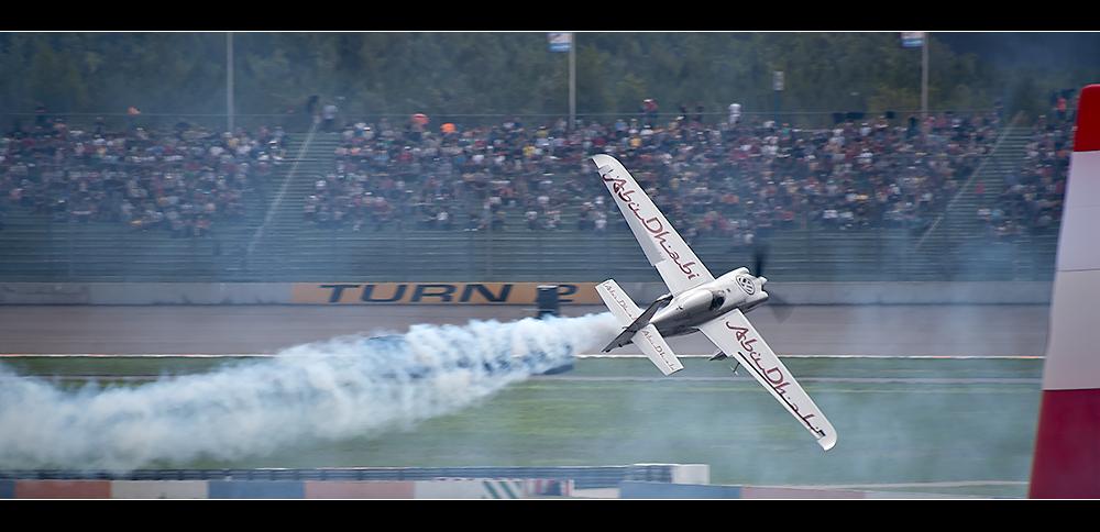 Red Bull Air Race WM 2010, Eurospeedway Lausitz - 01