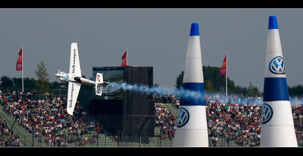 Red Bull Air Race WM 2010, Eurospeedway Lausitz - 05