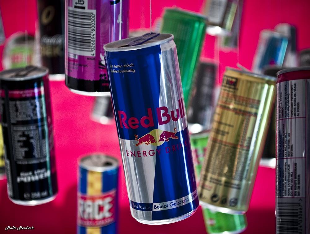 Red Bull Ceiling