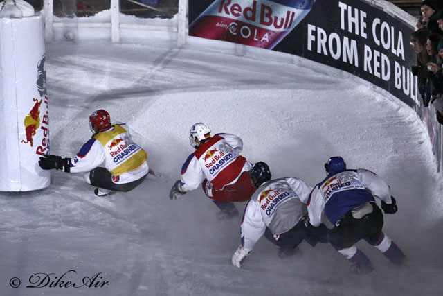 Red Bull Crashed Ice 2010