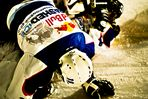Red Bull Crashed Ice III - Am Boden