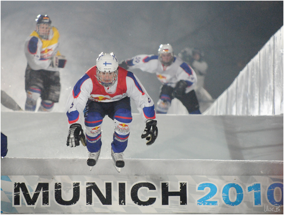 Red Bull Crashed Ice München