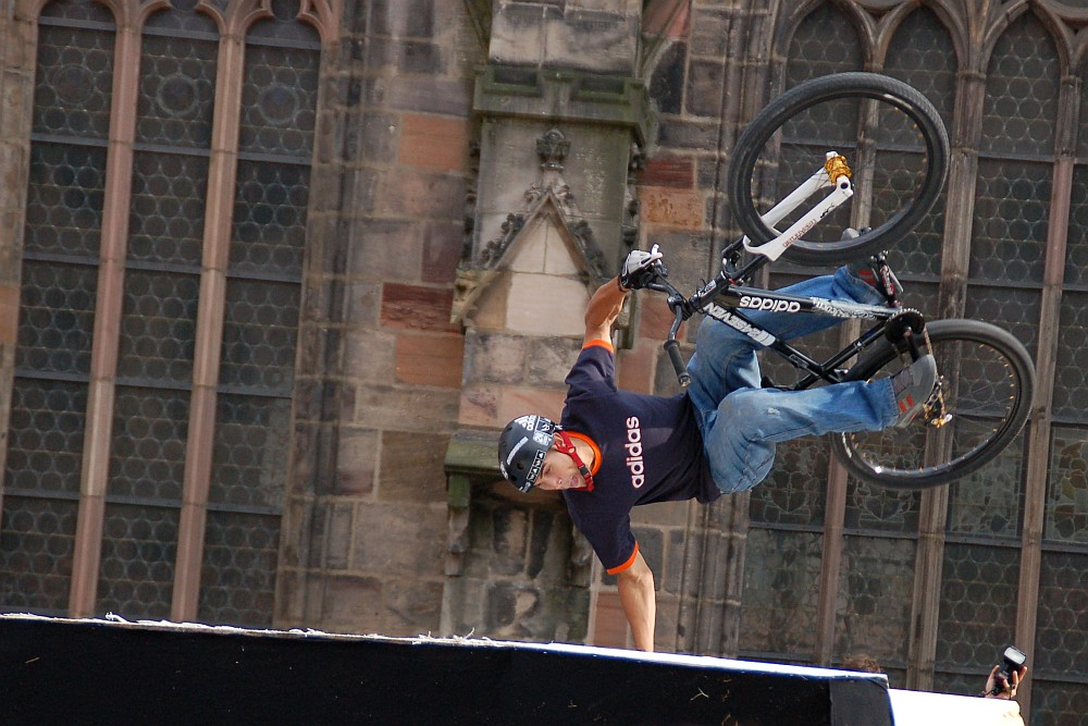 Red Bull District Ride ´06 - Lance McDermott