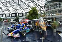 Red Bull Hangar 7 Alpha Jet