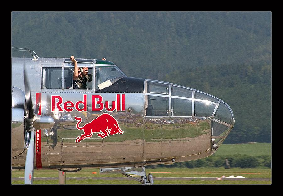 Red Bull Piloten