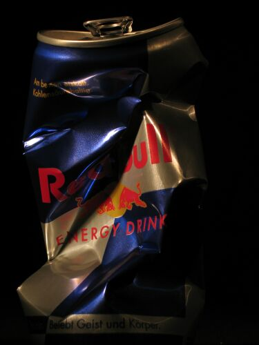 ::: red bull - recycle :::