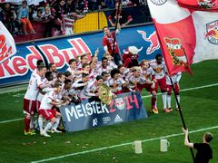 Red Bull Salzburg Meisterfeier 2014