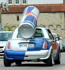 Red Bull verleiht................