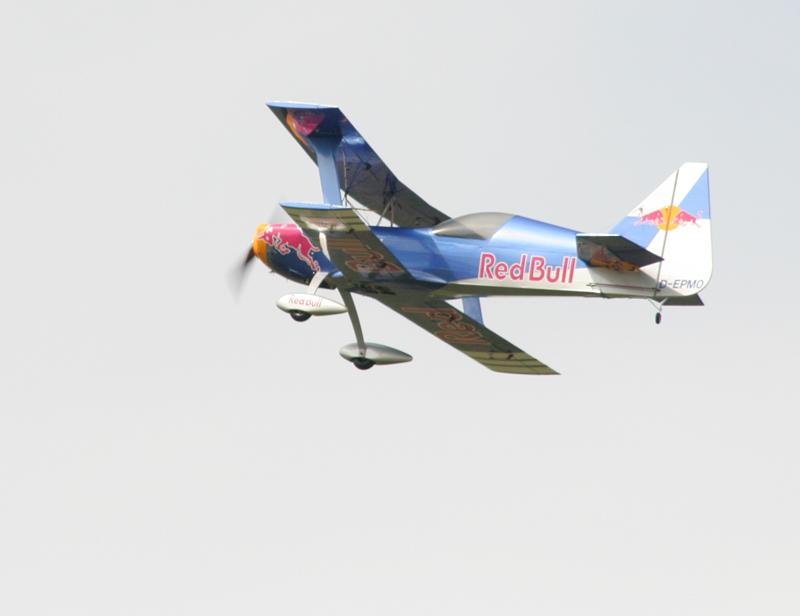 Red Bull verleiht Flügel