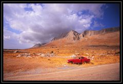 Red Car from Mars