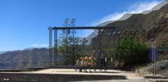 Red de Miradores del Parque National de Garajonay La Gomera 2018