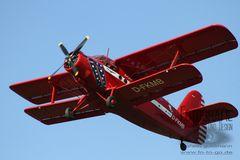 Red Eagle - Flugtag Langenfeld Kunstflug