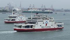 Red Funnel-Fähren