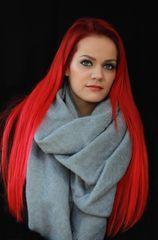 Red hair 2