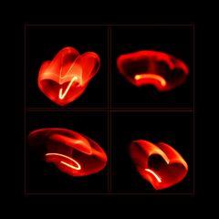 red heart beats. old stuff II