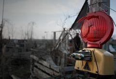 - red light when danger -