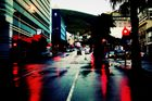 Red lights in Cape Town