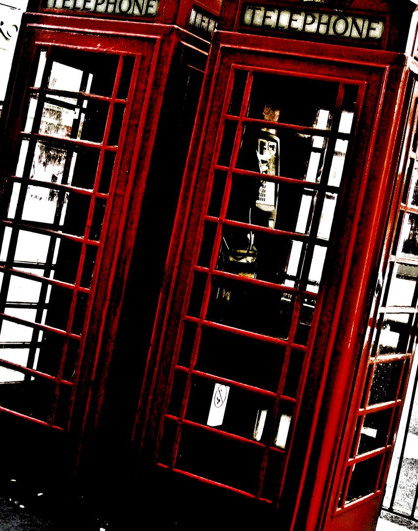 red phone boxes Foto & Bild | europe, united kingdom & ireland