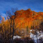 Red Rocks Winter