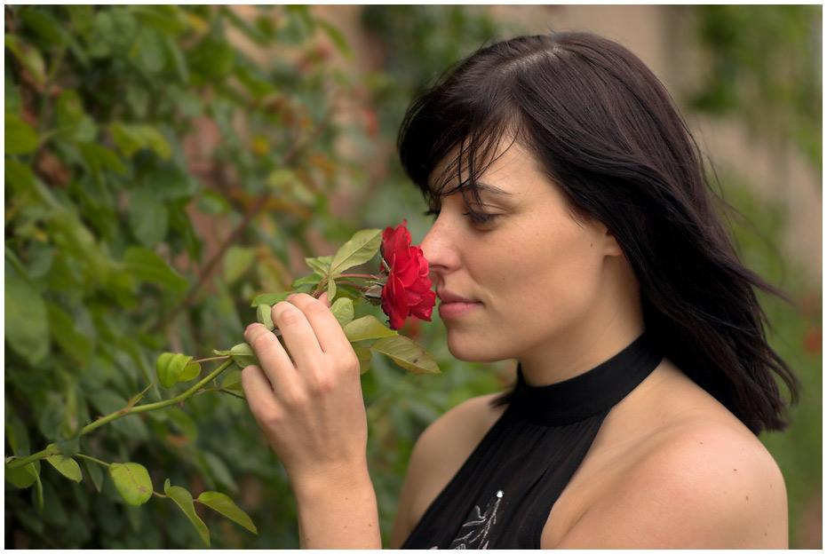 Red Rose [Sarah #5]