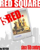 Red Square is red